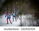 obninsk  russia   february 8 ... | Shutterstock . vector #232452520