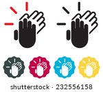human resource   applause | Shutterstock . vector #232556158
