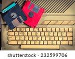 Vintage Floppy Disks And...