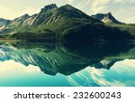 mountain lake | Shutterstock . vector #232600243