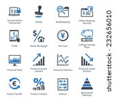 personal   business finance... | Shutterstock .eps vector #232656010