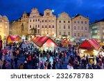 Prague Czech Republic Dec 25 ...