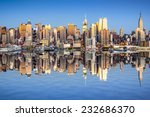 New york city  usa city skyline ...