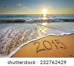 2015 Year On The Sea Shore....