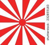 Japanese Red Flag