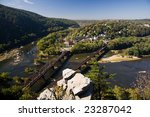 View Of Harpers Ferry  West...