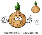 cartoon onion vegetable...