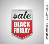 black friday sale | Shutterstock .eps vector #232943818