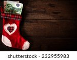 Traditional Christmas Sock Wit...