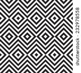 Ethnic Tribal Zig Zag And...