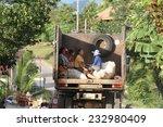 luang prabang   august 16 ... | Shutterstock . vector #232980409
