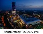 bucharest   october 10   people ...   Shutterstock . vector #233077198