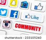 simferopol  russia   november...   Shutterstock . vector #233105260