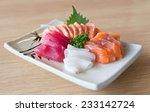 sashimi | Shutterstock . vector #233142724