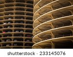 chicago car park building | Shutterstock . vector #233145076
