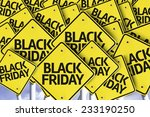 Black Friday Written On...