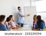 education  teamwork and people... | Shutterstock . vector #233239294