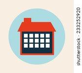 real estate design   vector... | Shutterstock .eps vector #233252920