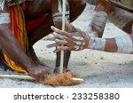 Hands Of Yugambeh Aboriginal...