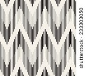 vector seamless pattern. modern ... | Shutterstock .eps vector #233303050