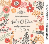 Stylish Save The Date Card Mad...