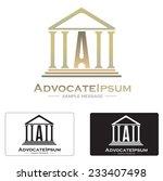 Creative law logo concept,symbol illustration icon.