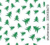 vector seamless pattern of... | Shutterstock .eps vector #233433673