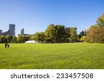 manhattan  nyc   november 3 ... | Shutterstock . vector #233457508