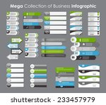 infographic templates for...   Shutterstock .eps vector #233457979