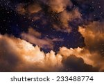 stars in the night sky | Shutterstock . vector #233488774