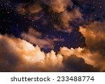 stars in the night sky   Shutterstock . vector #233488774