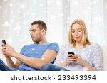 love  family  technology ... | Shutterstock . vector #233493394