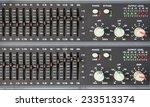 sound control panel  | Shutterstock . vector #233513374