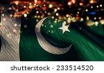 Pakistan National Flag Light...