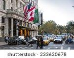 Manhattan  Nyc   November 3 ...