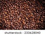 coffee beans coffee beans | Shutterstock . vector #233628040