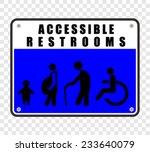 Restroom Signs For Pregnant...