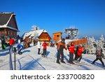 High Tatras  Slovakia   Januar...