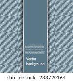 abstract texture of denim linen ... | Shutterstock .eps vector #233720164