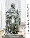 Statue Of Poet Johann Wolfgang...