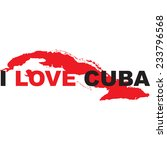 cuba   Shutterstock .eps vector #233796568