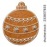 Christmas Gingerbread Ball...