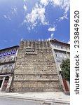 guimaraes  portugal. april 25 ... | Shutterstock . vector #233849620