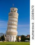 pisa  piazza dei miracoli  with ...