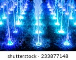 Blue Fountain