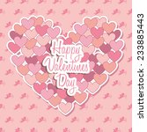love design   vector... | Shutterstock .eps vector #233885443