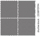 illusion line black and white   Shutterstock .eps vector #233895994