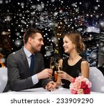 celebration  christmas ... | Shutterstock . vector #233909290