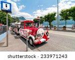 lugano  switzerland   may 29 ... | Shutterstock . vector #233971243