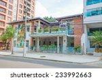 cali  colombia  october 12 ... | Shutterstock . vector #233992663